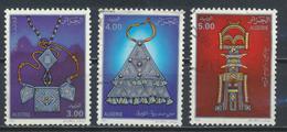 °°° ALGERIA ALGERIE - Y&T N°1009/11 - 1991 °°° - Algeria (1962-...)