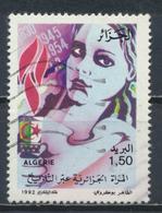 °°° ALGERIA ALGERIE - Y&T N°1013 - 1992 °°° - Algeria (1962-...)
