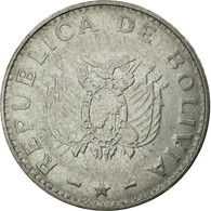 Monnaie, Bolivie, 20 Centavos, 1995, TTB, Stainless Steel, KM:203 - Bolivie