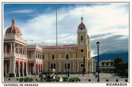 1 AK Nikaragua * Kathedrale In Der Stadt Granada * - Nicaragua