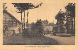 Chaumières Au Village D'Elsenborn - Mahieu N° 176 - Elsenborn (camp)