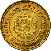 Monnaie, Bulgarie, 2 Stotinki, 1974, TTB, Laiton, KM:85 - Bulgarie