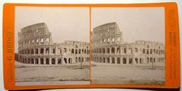 COLOSSEO - ROMA - Stereoscopic