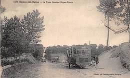 Ronce Les Bains    17     Le Tram Forestier Royan-Ronce         (voir Scan) - France