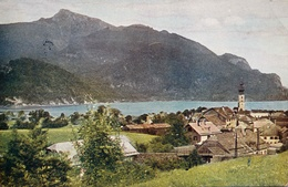 St. Gilgen - Salzkammergut   Panorama - St. Gilgen