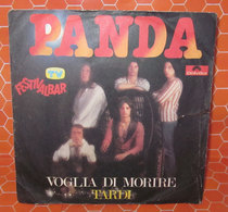 Voglia Di Morire - TardiPanda - Vinyl Records