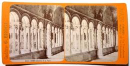 CHIOSTRO DI S . PAOLO - ROMA - Stereoscopic