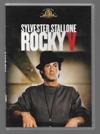 Rocky V  Dvd - Sport