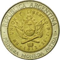 Monnaie, Argentine, Peso, 2006, TTB, Bi-Metallic, KM:112.1 - Argentine