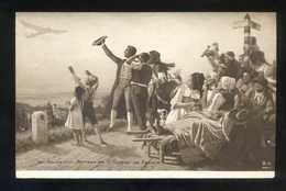 *Bettannier - L'Oiseau De France* Paris, Salon 1912 Nº 81. Escrita. - Pintura & Cuadros