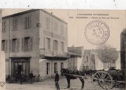 COURNON ROUTE DU PONT DE COURNON - Francia
