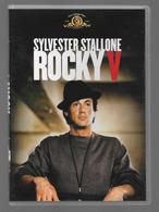 Rocky V  Dvd - Sports