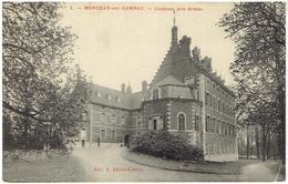 MONCEAU-SUR-SAMBRE - Château Aile Droite - Charleroi