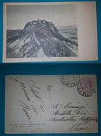 Cartolina Civita - Frazione Di Bagnorea. Viaggiata - Viterbo