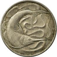 Monnaie, Singapour, 20 Cents, 1973, Singapore Mint, TTB, Copper-nickel, KM:4 - Singapour