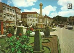 N.-  1115.-  FAFE  MONUMENTO  AOS  MORTOS  DA  GRANDE  GUERRA  PRAÇA  25  ABRIL - Braga