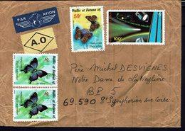 WALLIS-ET-FUTUNA - Enveloppe De Sigave Pour Saint Symphorien Sur Coise - B/TB - - Wallis-Et-Futuna