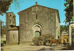 N.-    288.-  FAFE  IGREJA  ROMANICA  DE  S.  ROMAO  DE  AROES  [MONUMENTO  NACIONAL] - Braga