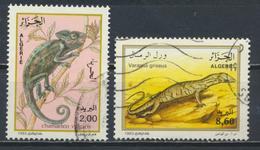 °°° ALGERIA ALGERIE - Y&T N°1052/53 - 1993 °°° - Algeria (1962-...)