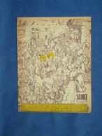 SCOUTISME REVUE MENSUELLE N°235 SCOUTS NOVEMBRE DÉCEMBRE 1948 ILL JOUBERT? FORGET BERNADAC JOUETS NOEL - Sonstige
