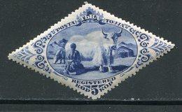 TOUVA- Y&T N°43- Neuf Avec Charnière * - Tuva