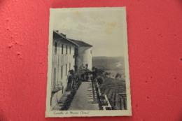 Ivrea Torino Castello Di Masino 1961 - Andere Steden