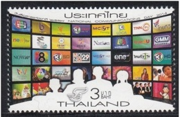 4.- THAILAND 2014. NATIONAL COMMUNICATIONS DAY 2014 - Tailandia