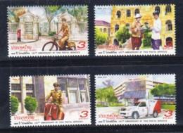 3.- THAILAND 2018 135th Anniversary Of Thai Postal Services - Tailandia