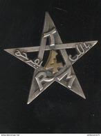 Insigne 4ème Régiment De Tirailleurs Marocains - Drago Paris - Armée De Terre