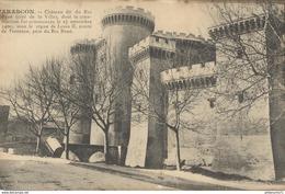 CPA  Tarascon - Château Dit Du Roi René - Non Circulé - Tarascon