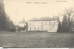 CPA  Prissé - Château De La Combe - Non  Circulé - Andere Gemeenten