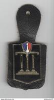 Insigne Tribunal Du 2ème Corps D'Armée - Landau ( Forces Françaises En Allemagne ) - Drago Paris - Rare - Army
