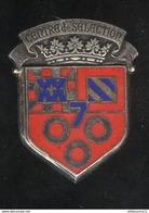 Insigne CS7 - Centre De Sélection De Mâcon - Drago Paris - Très Bon état - Landmacht
