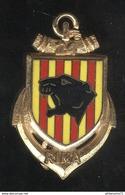 Insigne 24ème Régiment D'Infanterie De Marine ( Rima ) - Delsart - Très Bon état - Army