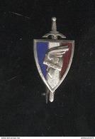 Broche De Boutonnière - Légion Française Des Combattants - Circa 1940 - Fabricant J.Decat Vichy - Autres