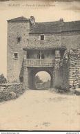 CPA  Blanot - Porte De L'Ancien Château - Non Circulée - Autres Communes