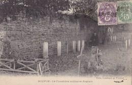 SOUPIR - Le Cimetière Militaire Anglais - Francia