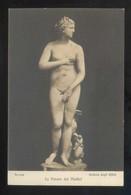 *La Venere Dei Medici* Firenze, Galleria Degli Uffizi. Ed. Braunner & Co. Nº 15605. Nueva. - Esculturas