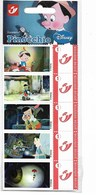 Duostamps - Pinocchio - Disney. - Belgio