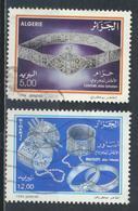°°° ALGERIA ALGERIE - Y&T N°1071/72 - 1994 °°° - Algeria (1962-...)