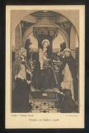 *G. Giovenone - Vergine Col Figlio...* Torino, Galleria Reale. Ed. Braunner & Co. Nº 12250. Nueva. - Pintura & Cuadros