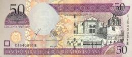 Dominican Republic 50 Pesos, P-170c (2003) - UNC - Dominicaine