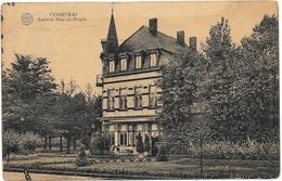 Courtrai NA15: Laiterie Parc Du Peuple 1938 - Kortrijk
