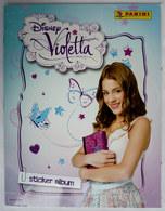ALBUM D'IMAGES PANINI VIOLETTA DISNEY 2012 -2013 CONTIENT 191 IMAGES SUR 192 - Trading Cards