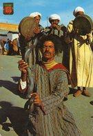 Maroc Typique......charmeur De Serpents...edit Komaroc..no.41 - Unclassified
