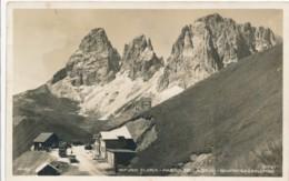U.820.  Rifugio Flora - Passo Sella - 1931 - Italia