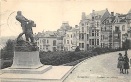 Bruxelles - Tombeau Des Lutteurs - Nels Série 1 N° 149 - Bruxelles-ville