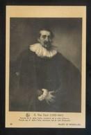 *A. Van Dyck - Portrait De A. Della Faiile...* Musée De Bruxelles. Ed. Nels Nº 89. Nueva. - Pintura & Cuadros