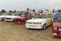 Original Photo Opel Kadett - Cars