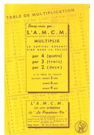 Buvard L'A.M.C.M. Est Une Création De La Populaire Vie - Banque & Assurance